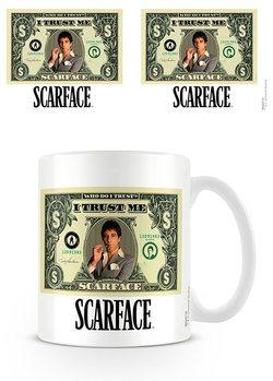 Caneca Zjizvená tvář - Dollar Bill