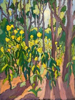 Ambassadors of Light [2011] 80*60 cm, oil on board Canvas Print
