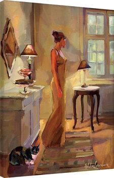 Ashka Lowman - Autumn Gold I Canvas Print