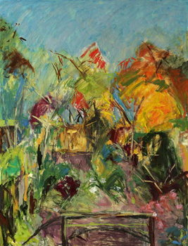 Autumn- Bright day, Canvas Print