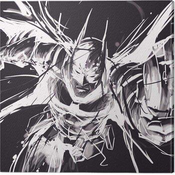Canvas Print Batman Arkham Knight - Grapple