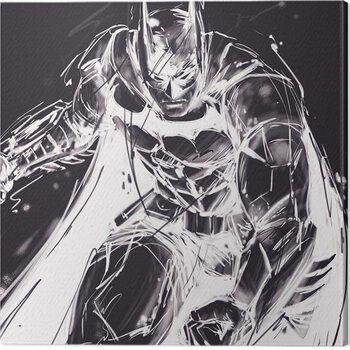 Canvas Print Batman Arkham Knight - Stance