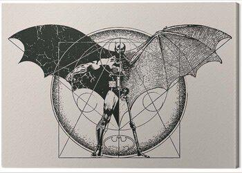 Canvas Print Batman - Dark Arts