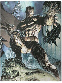 Canvas Print Batman - Storm