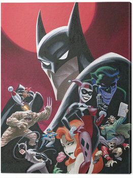 Batman - The Animated Series Canvas Print