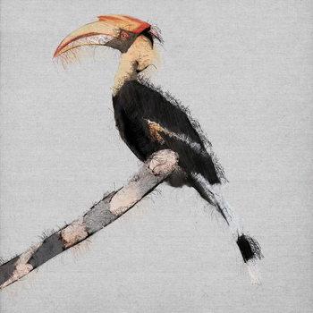 Birdy Birdy, 2019, Canvas Print