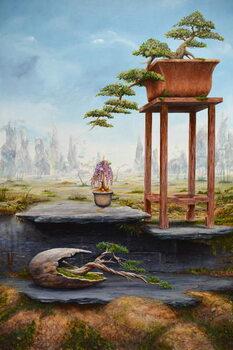 Bonsai Fantasy, 2016 Canvas Print