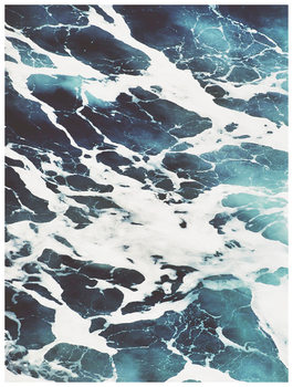 borderocean1 Canvas Print