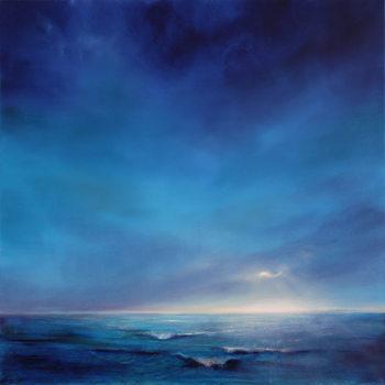 Canvas Print Bright light