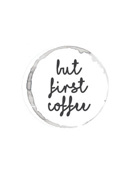 butfirstcoffee5 Canvas Print