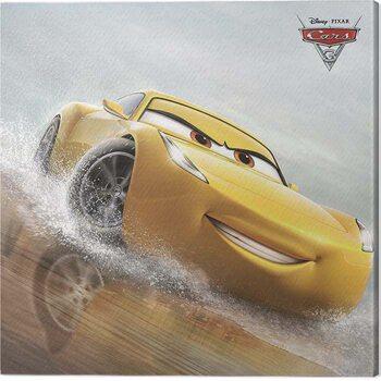 Canvas Print Cars 3 - Cruz Ramirez