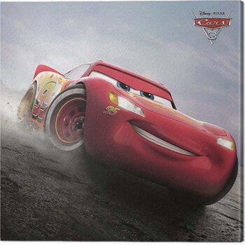 Canvas Print Cars 3 - Lightning