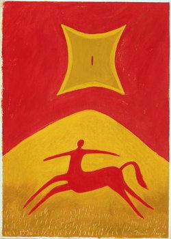 Centaure, 1995 Canvas Print