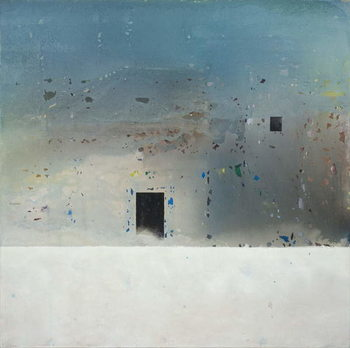 Chamber, 2009, Canvas Print
