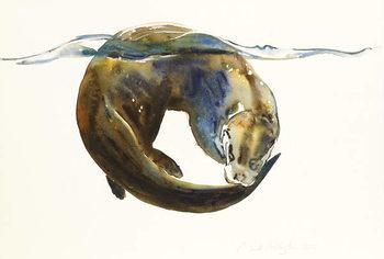 Circle of life,  2014, Canvas Print