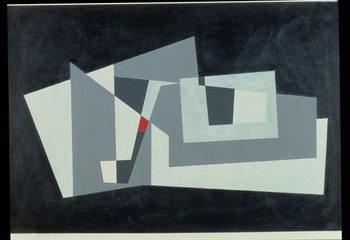 Citadel, version 3, 1982 Canvas Print