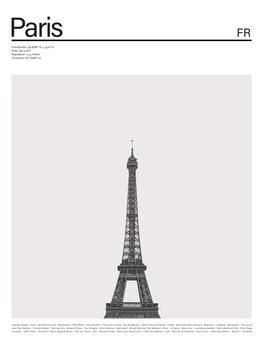City Paris 2 Canvas Print