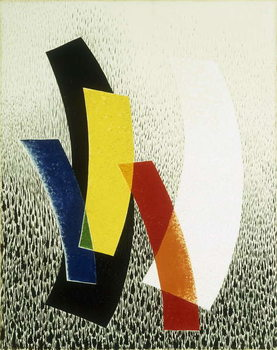 Cleuk 2, 1945 Canvas Print