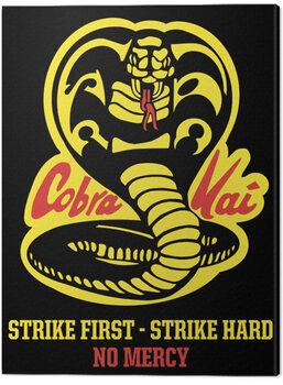 Canvas Print Cobra Kai - No Mercy
