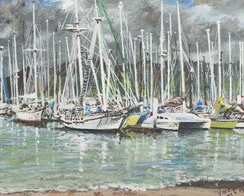 Canvas Print Coffs Harbour, Australia, 1998,