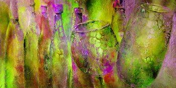 Canvas Print Colour joy