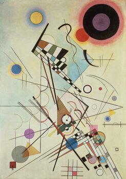 Canvas Print Composition 8, 1923
