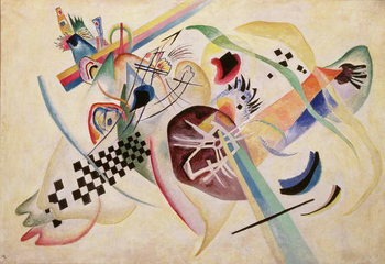 Canvas Print Composition No. 224, 1920