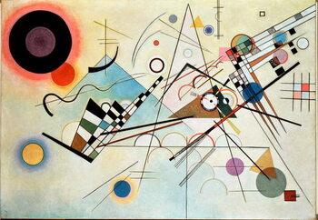 Canvas Print Composition VIII. 1915