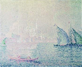 Constantinople, 1909 Canvas Print