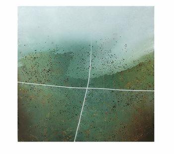 Cross, 2007, Canvas Print
