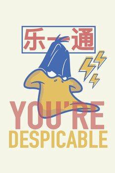 Canvas Print Daffy - Despicable