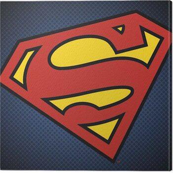 Canvas Print DC Comics Superman