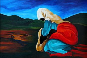 Defilee la folle, 2008 Canvas Print