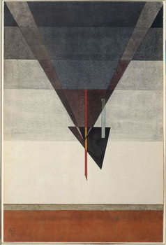 Descent, 1925 Canvas Print