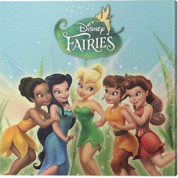 Canvas Print Disney Faires