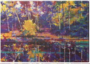Canvas Print Doug Eaton - Waterloo Screens
