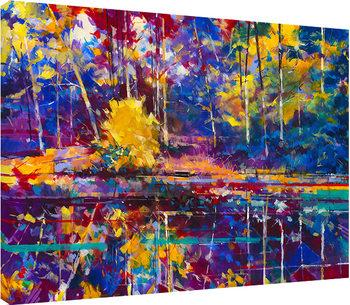 Doug Eaton - Waterloo Screens Canvas Print