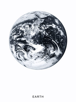 Canvas Print earth1