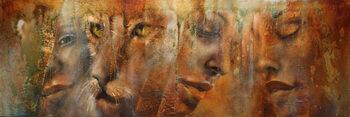 Canvas Print Faces