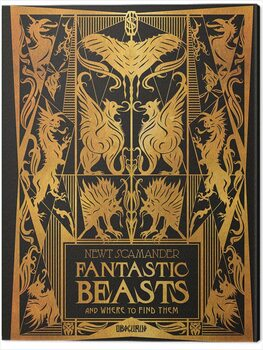 Canvas Print Fantastic Beasts and Where to Find Them: The Crimes Of Grindelwald