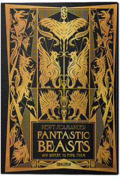 Fantastic Beasts The Crimes Of Grindelwald - Fantastic Beasts and Where to Find Them Canvas Print