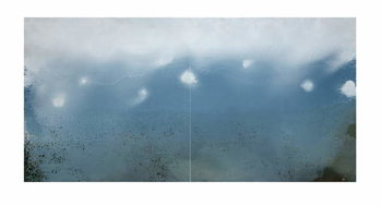 Fathom, 2007, Canvas Print