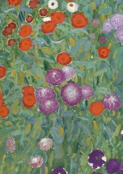 Canvas Print Flower Garden