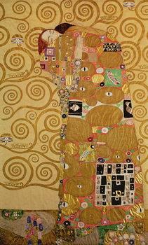 Canvas Print Fulfilment (Stoclet Frieze) c.1905-09