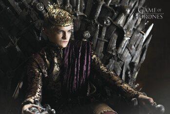 Canvas Print Game of Thrones - Joffrey Baratheon