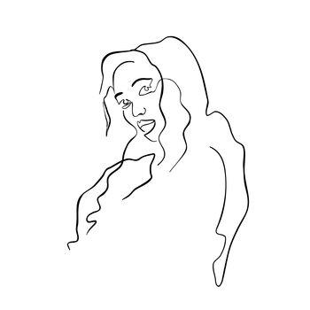 Canvas Print Grace