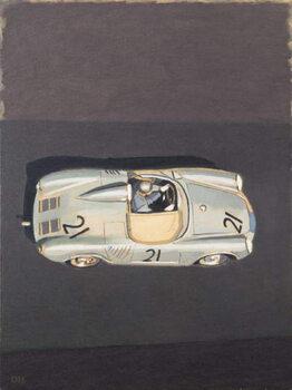 Gran Turismo Canvas Print