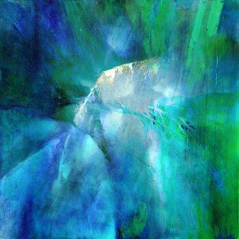 Canvas Print green harmony
