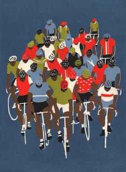 Gruppetto, 2014 Canvas Print