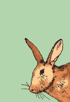 Hare, 2014 Canvas Print